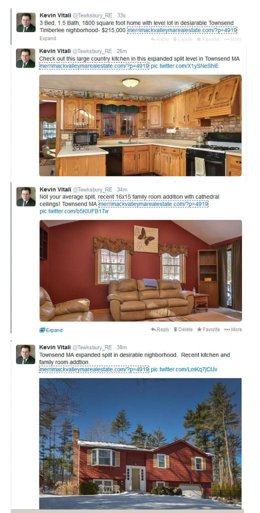 Twitter for marketing real estate