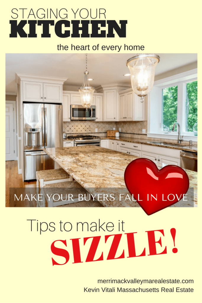 Staging Your Kitchen Hot staging tips to make it sizzle