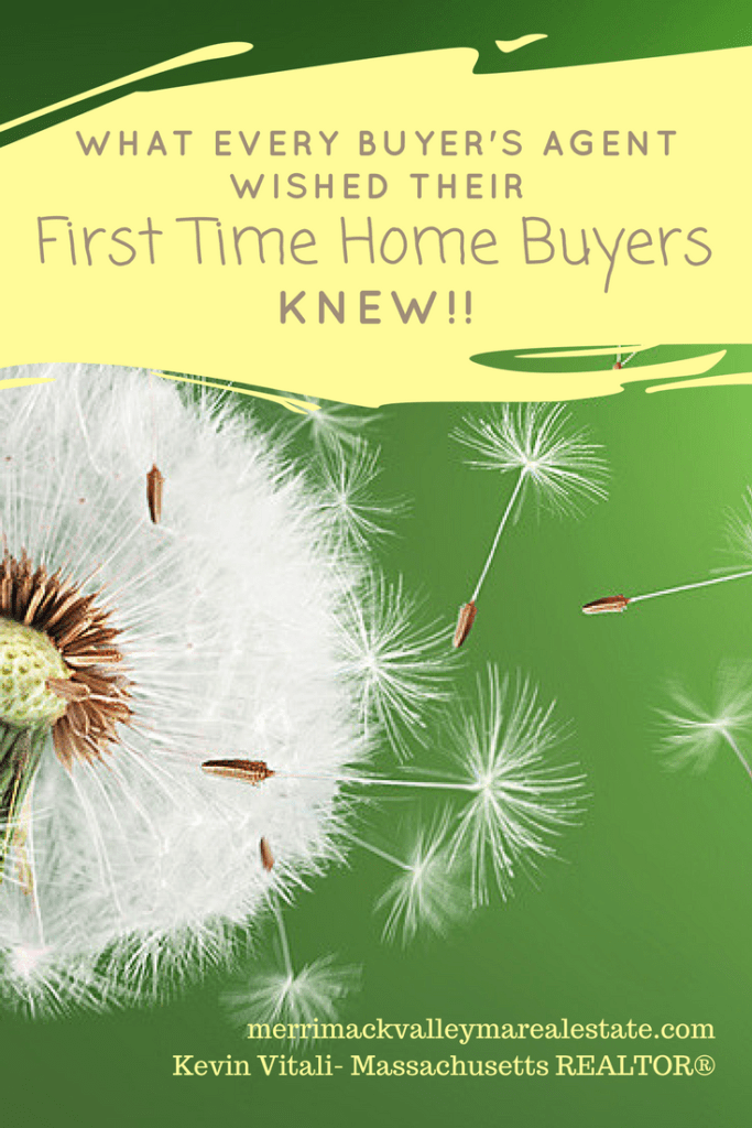 what every buyer's agent wished their first time home buyers knew