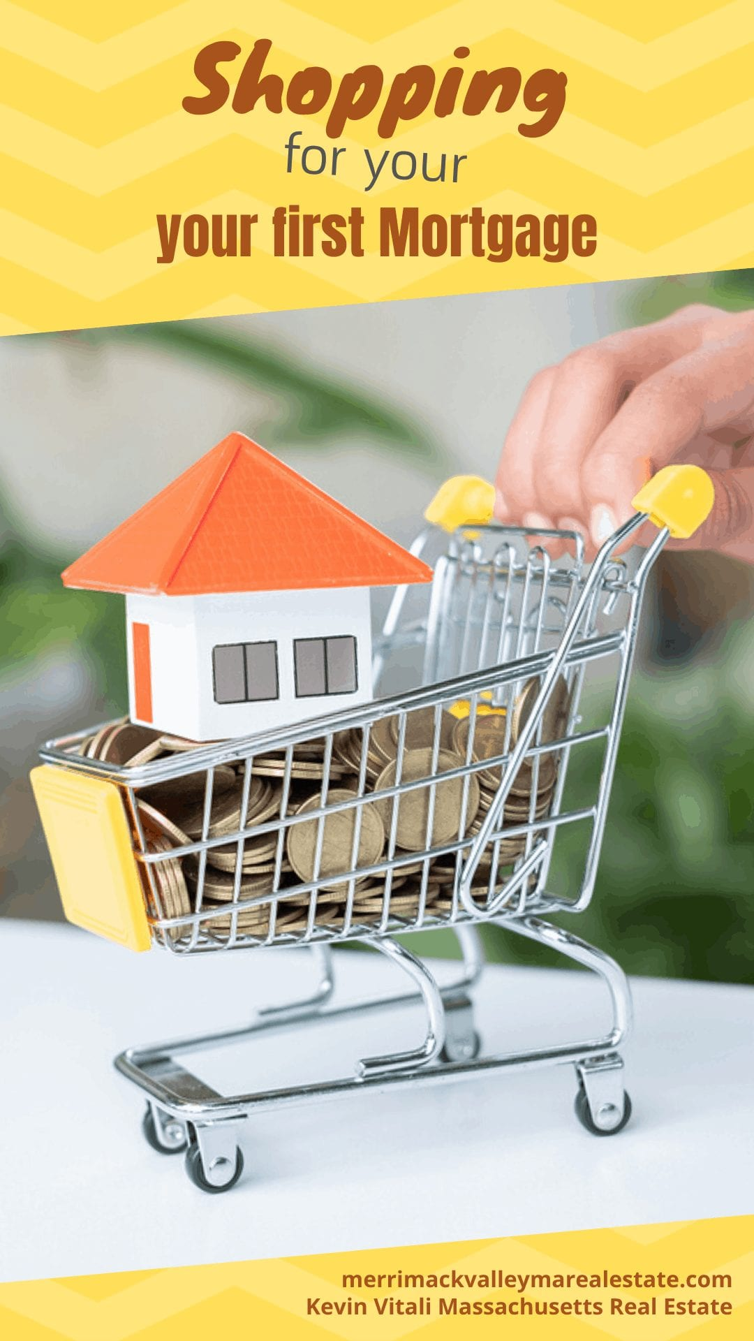 shopping for a mortgage- Advice from a Masschusetts Buyer's Agent