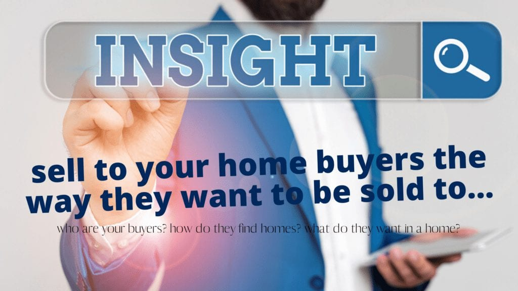 Insight into today's home buyers