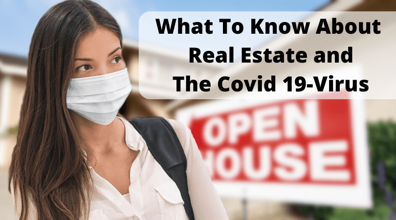 Massachusetts Real Estate and The Covid 19-Virus