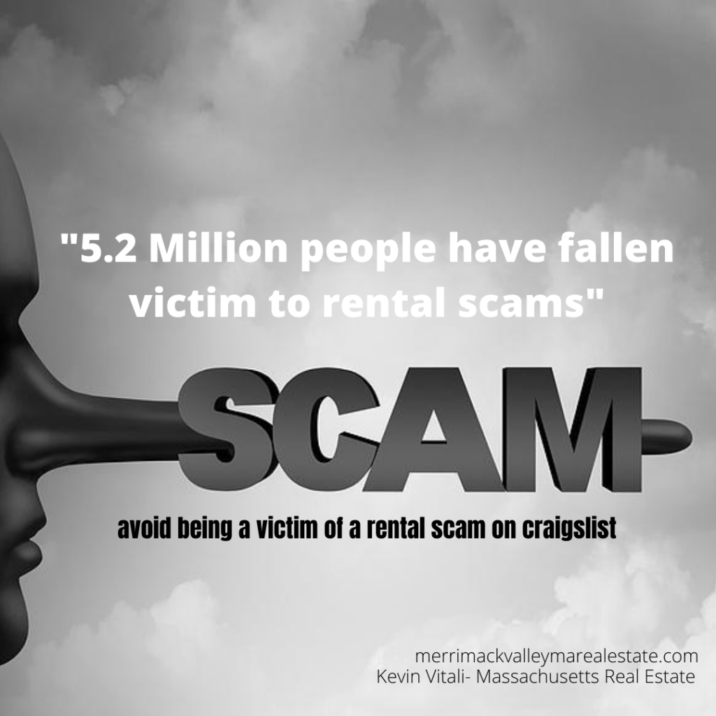 5.2 Million people have fallen victim toental scams