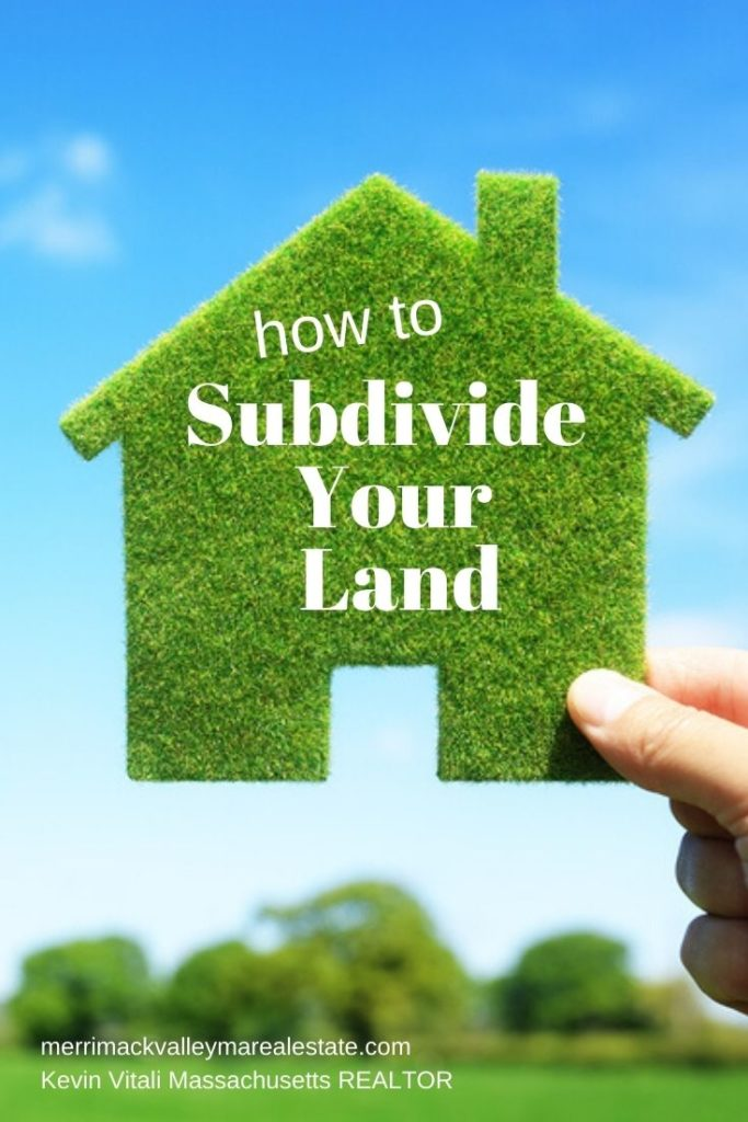 subdivide your land